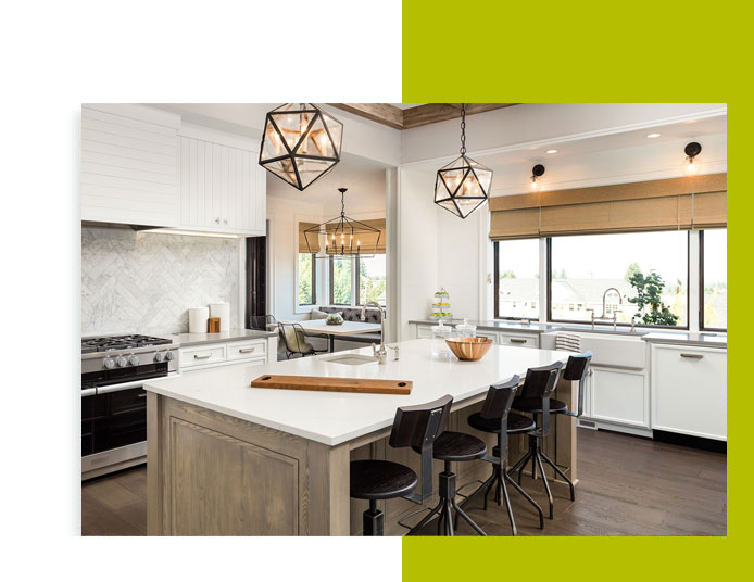 Kitchen Remodeling by Powerhouse